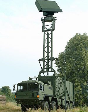 Air observation radar