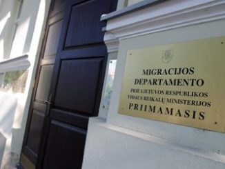 At the Migration Department