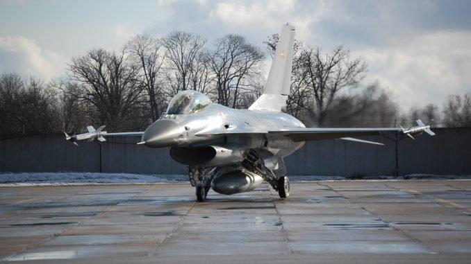 F-16 fighter-jet