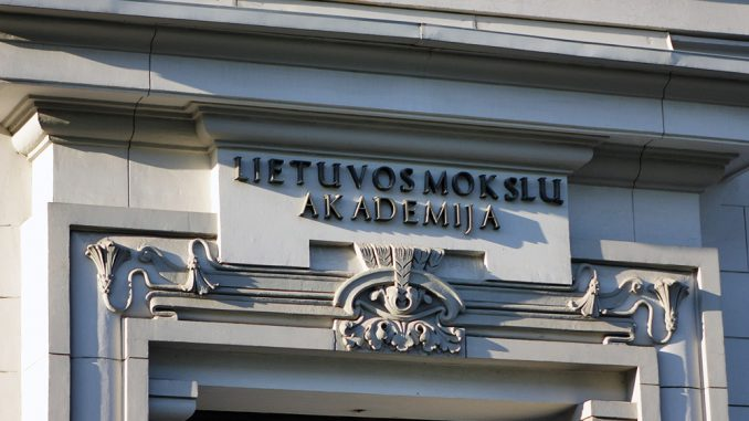 Lithuanian Academy of Sciences