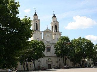 Kaunas Jesuit Church