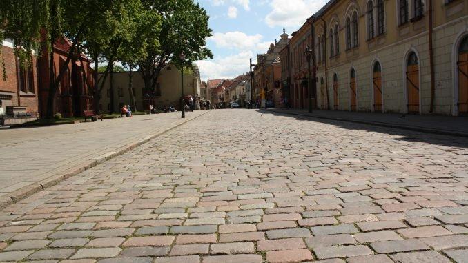 Kaunas' old town