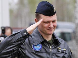 Colonel Audronis Navickas