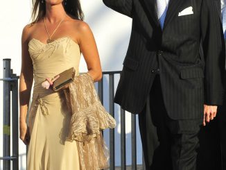 Prince Joachim of Denmark and Princess Marie of Denmark