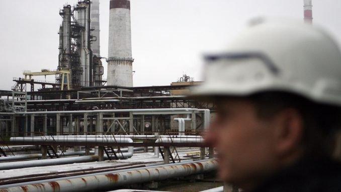 Orlen Lietuva oil refinery