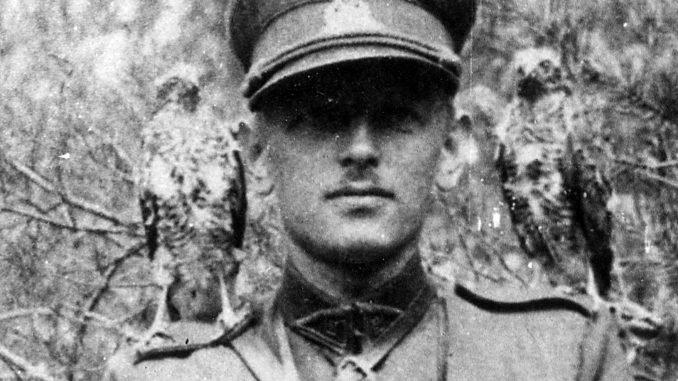 Adolfas Ramanauskas-Vanagas, Genocido aukų muziejaus nuotr.