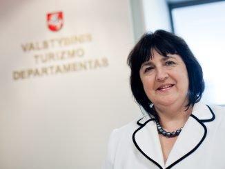 State Tourism Departmen head Raimonda Balnienė