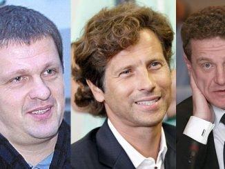 Nerijus Numavičius, Darius Mockus, Žilvinas Marcinkevičius