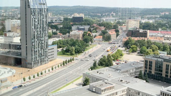 Vilnius Municipality building