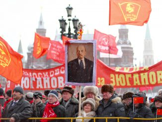 Communists in Russia
