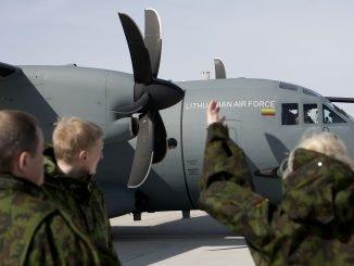 "Orlaivis C-27 ""Spartan"""