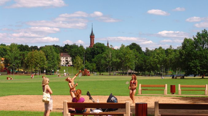 Druskininkai has seen more growth in incoming tourism than the country as a whole