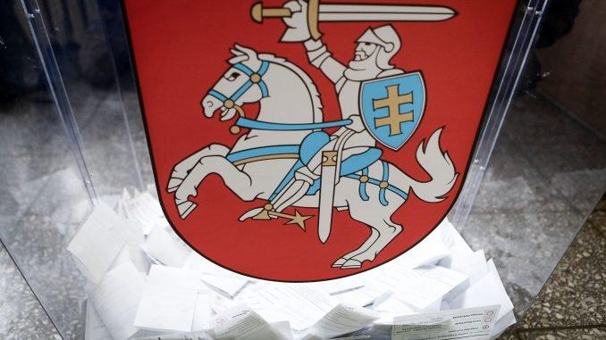 Seimas' elections in 2010