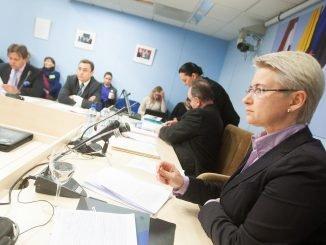 Judge Neringa Venckienė