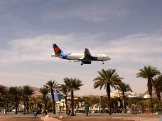 Izraelio Eilato oro uostas