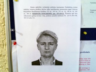 Neringa Venckienė on the wanted list