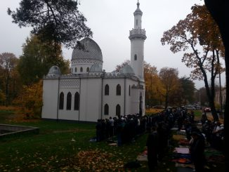 Mosque in Kaunas