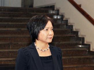 Japanese Ambassador to Lithuania Kazuko Shiraishi