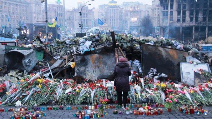 Maidan Square 2014