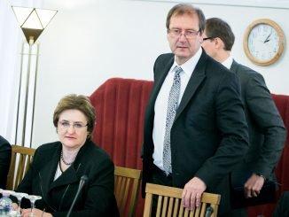 Loreta Graužinienė, Viktor Uspaskich