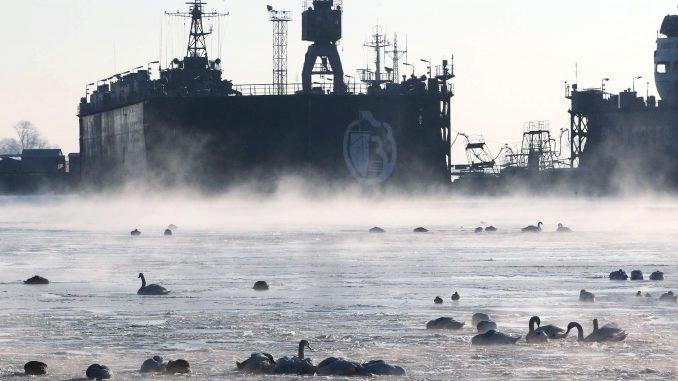 Kaliningrad Port
