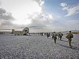 Lithuanian special forces in Afghanistan