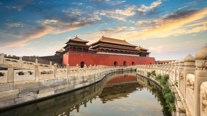 Forbidden City Museum in Beijing