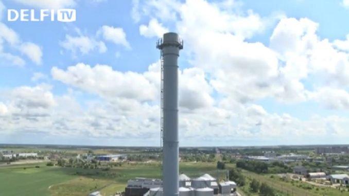 Fortum Lietuva waste incineration plant