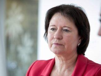Lithuanian Minister of Agriculture Virginija Baltraitienė