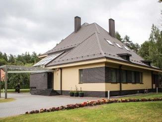 Prime minister's residence in Turniškės