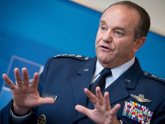 Philip Mark Breedlove, a former NATO Supreme Allied Commander for Europe