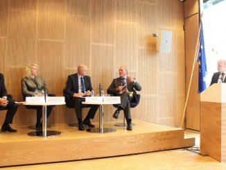 Finnish–Lithuanian Trade Association panel discussion