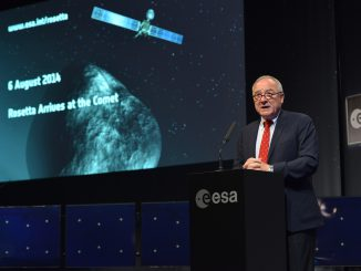 ESA Director General Jean-Jacque Dordain