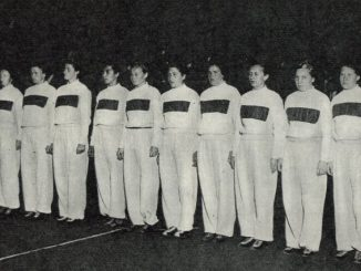 1938 Lithuanian Women's basketball team