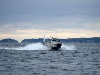 The Swedish Navy is looking for the submarine