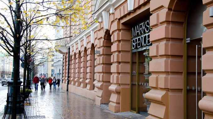 Marks & Spencer in Vilnius