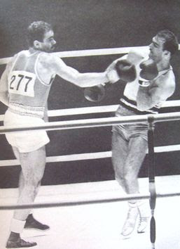 50 years ago today Ričardas Tamulis secured his spot in the 1964 Olympic welterweight final in Tokyo, Japan.