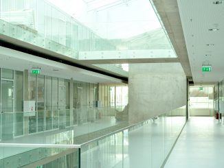 Santaka Valley KTU Science, Technology and Business Centre, interiors
