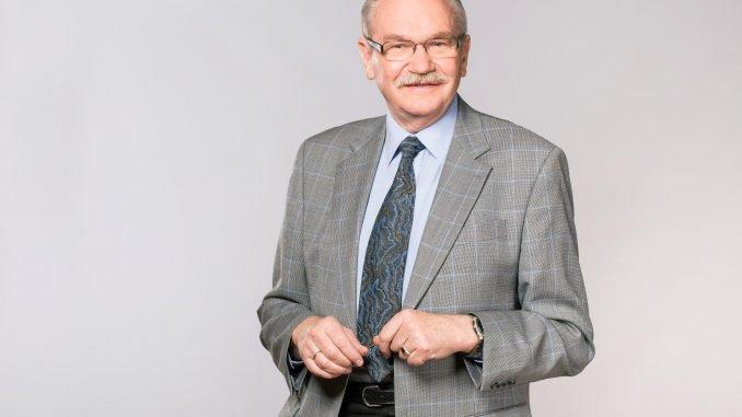 Arūnas Lukoševičius. Photo courtesy of KTU