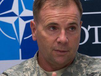 Lieutenant General Ben Hodges