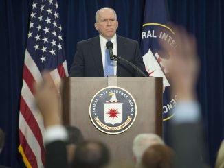 CIA head John Brennan