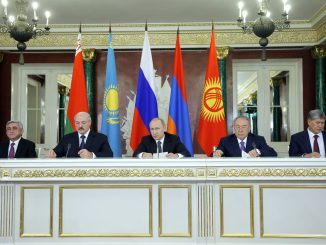Founding of the Eurasian Union