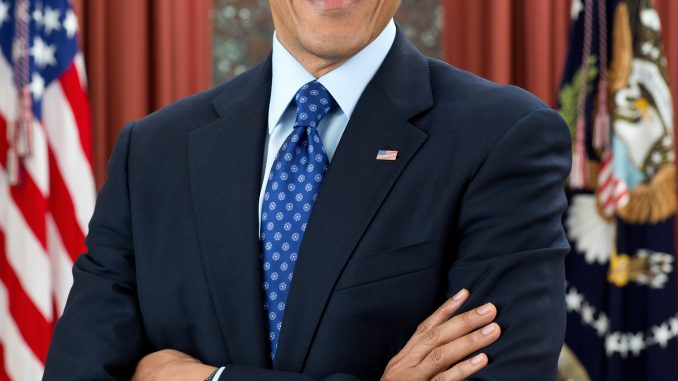 President Barack Obama.  Photo Pete Souza, Official White House Photographer