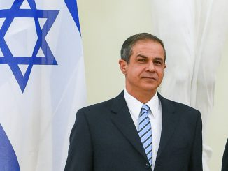 Israeli Ambassador Amir Maimon. Photo by R.Dačkus