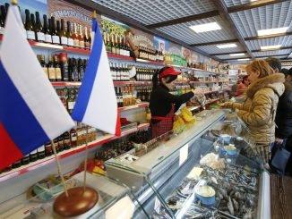 Rusijos parduotuvė