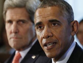 Barack Obama ir John Kerry