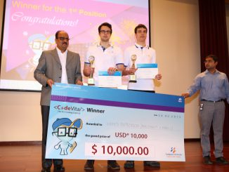 Informatics Winners