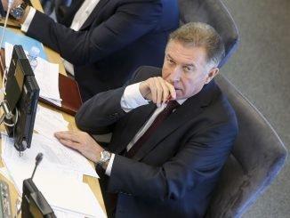 MP Rimas Antanas Ručys