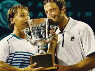 Berankis and Gabashvili (U.S. Men's Clay Court Championship photo)