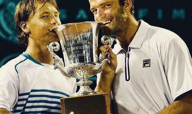 Berankis and Gabashvili (U.S. Men's Clay Court Championship photo)